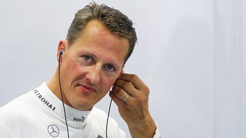 """Michael Schumacher """"fait des progrès"""", selon sa porte-parole"""