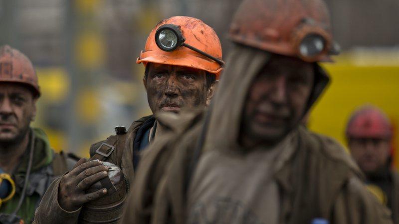 Mineurs tués dans un coup de grisou en Ukraine