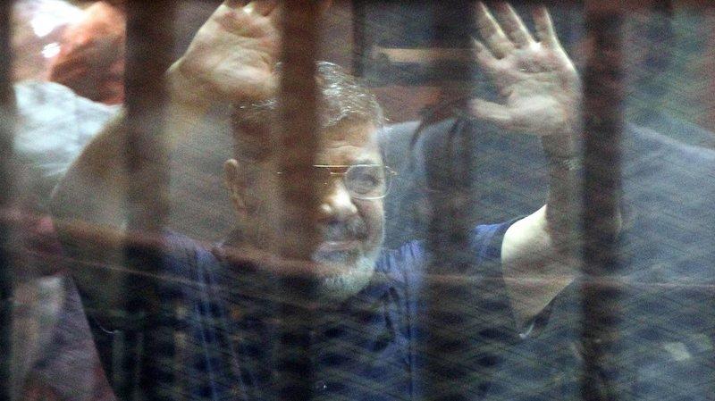 Egypte: la condamnation à mort de l'ex-président Morsi est confirmée