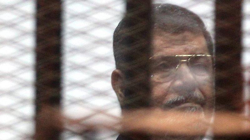 Egypte: l'ancien président Morsi saura le 16 juin si sa condamnation à mort est confirmée