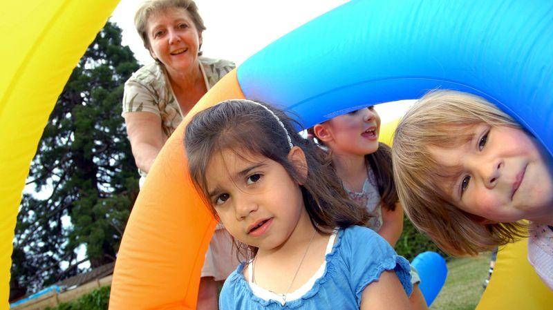 Rolle: Le Cygne devient une structure mixte, jardin d'enfants et UAPE