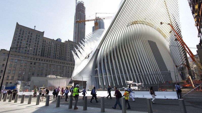 Une première naissance au World Trade Center depuis les attentats du 11 septembre