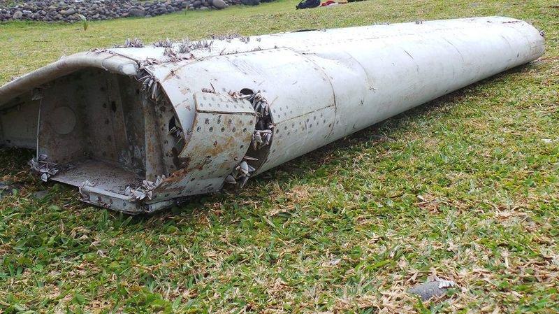 Vol MH370: le Boeing 777 était à court de kérosène lorsqu'il a disparu en 2014